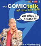 ComicTalk mit Hella von Sinnen